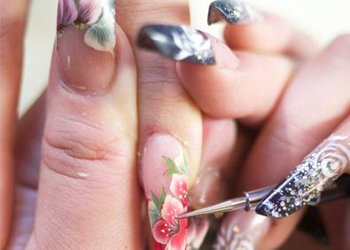One stroke nail art advanced denise wright course description prinsesfo Choice Image